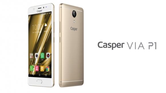 Casper VIA P1 tanıtıldı!