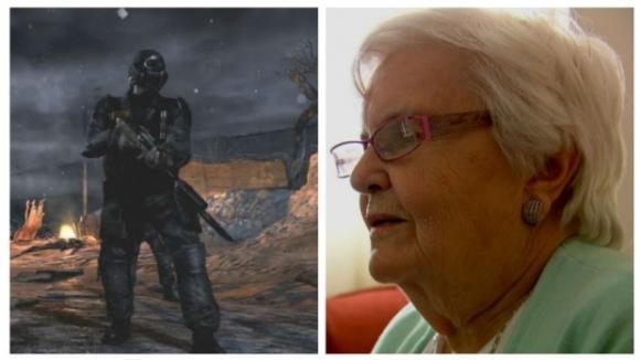 86 yaşındaki kadına korsan oyun cezası