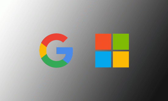 Google, Windows 10'u kurban etti!