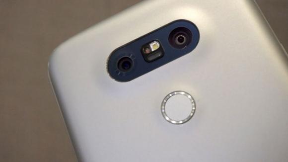 LG G6, iris tarayıcı ile gelebilir!