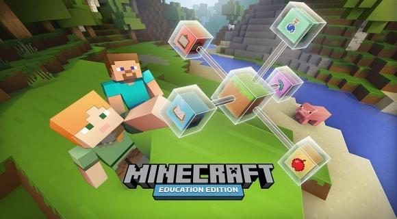 Okullarda eğitime özel Minecraft çıktı!