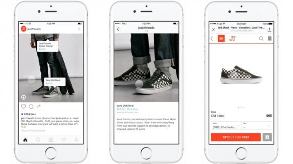 Instagram, alışveriş özelliği sunacak