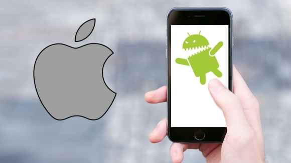 Android telefonlar, iPhone'a fark attı!
