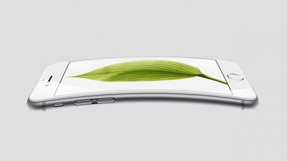 Bükülebilir iPhone gelebilir!