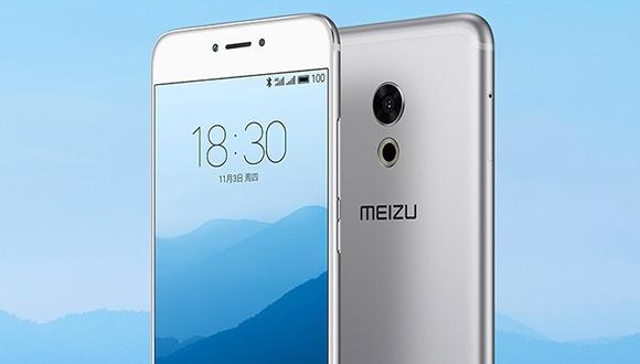 Meizu Pro 6s duyuruldu!