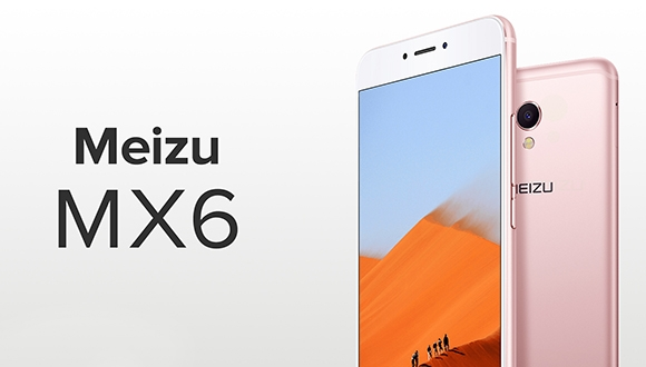 Meizu MX6 parçalarına ayrıldı!