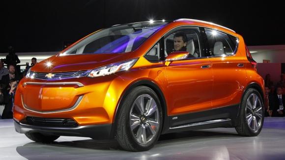 GM'den Tesla'ya tokat: Chevy Bolt