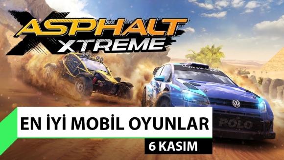Haftanın mobil oyunları – 6 Kasım