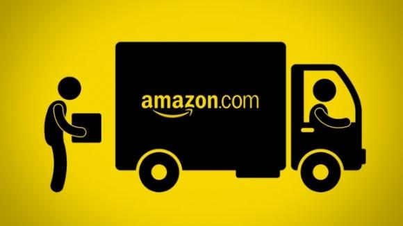 Amazon Türkiye, Almanya'ya yönlendirildi