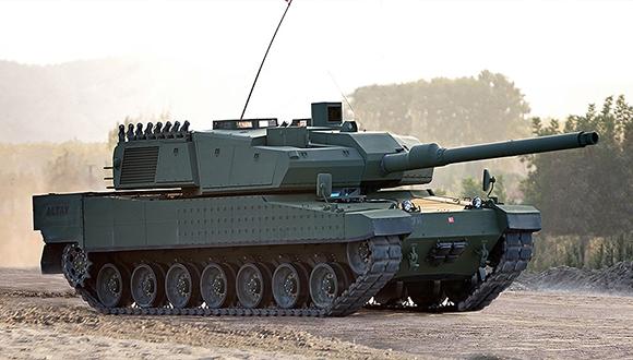 Altay tankı için ne kadar harcandı?