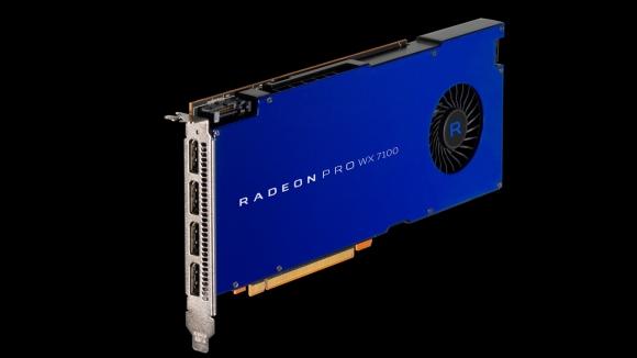 Radeon PRO WX serisi satışa çıktı