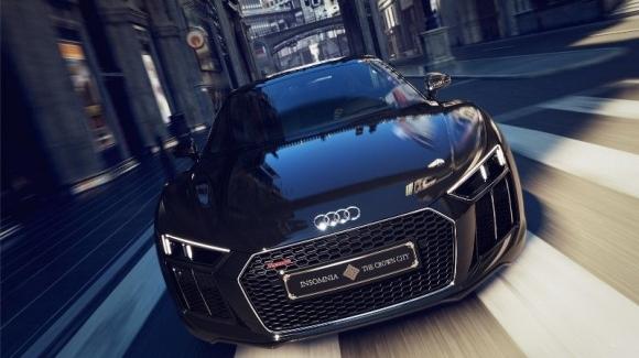 Audi'den video oyununa özel R8 modeli!