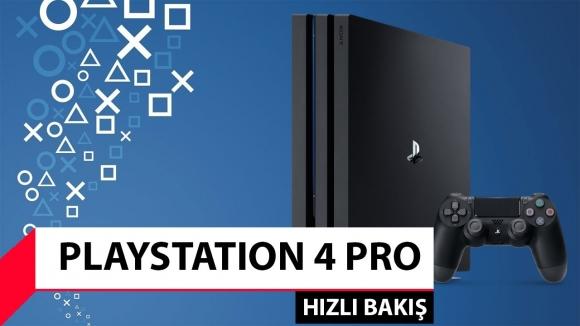 PlayStation 4 Pro: Hızlı bakış
