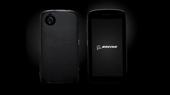 Boeing kendini imha eden telefon geliştirdi!