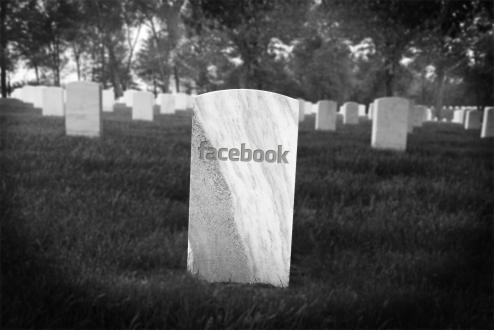Ölünce Facebook hesabı nasıl silinir?