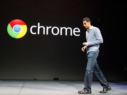 Chrome reklam engellemeyecek!