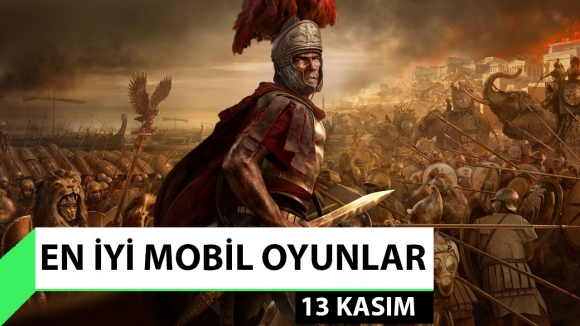 Haftanın mobil oyunları – 13 Kasım