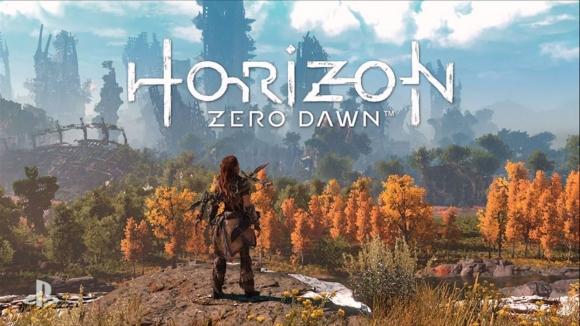 Horizon Zero Dawn için etkileyici video!