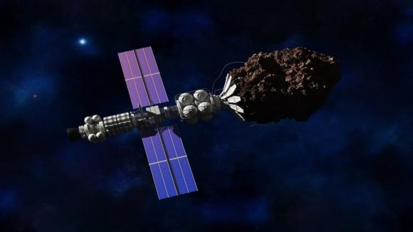 Avrupa uzay madenciliğine başlıyor