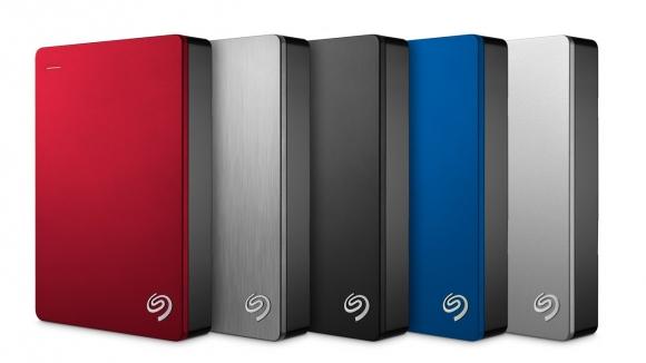 Seagate, 5 TB taşınabilir disk tanıttı!