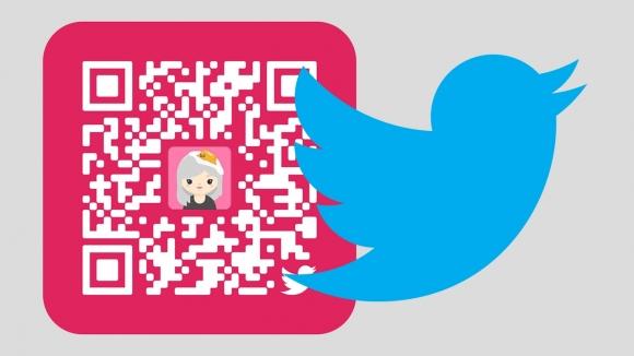 Twitter'dan kişiselleştirilmiş QR kodlar