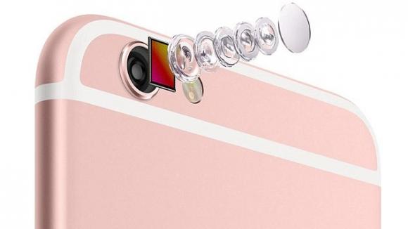 Apple, iPhone kamerası için yenilik peşinde!
