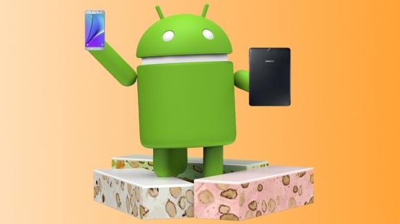 Note 5 ve Tab S2 için Android 7.0 müjdesi