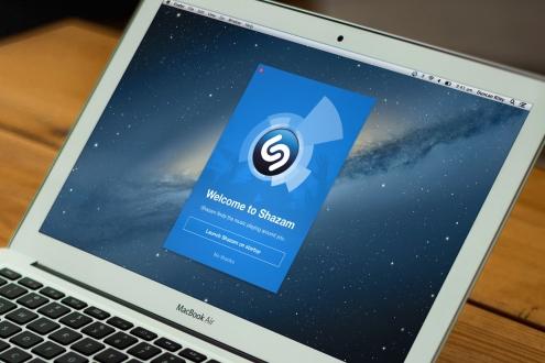 Shazam, Mac kulanıcılarını dinliyor!