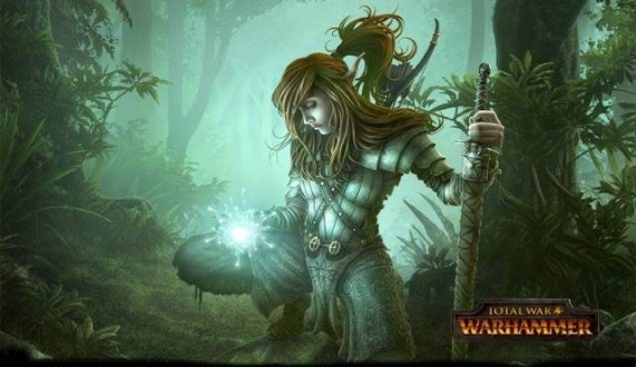 Total War: Warhammer'a elfler geliyor!