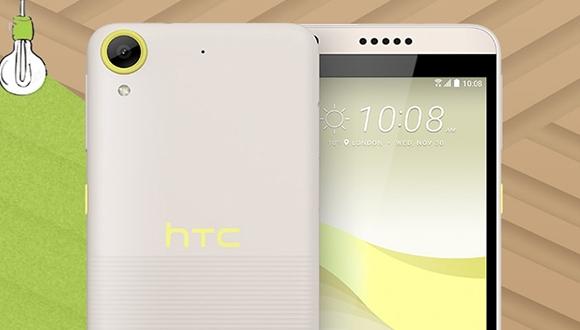 HTC Desire 650 duyuruldu!