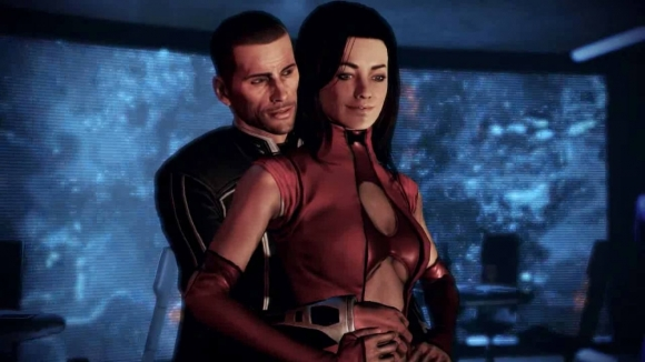 Mass Effect'te cinsel içerikler farklı olacak
