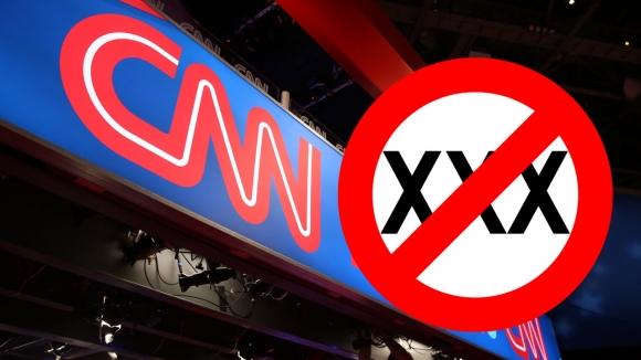 CNN, 30 dakika boyunca porno yayınladı!