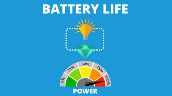 5000 yıldan fazla giden batarya!