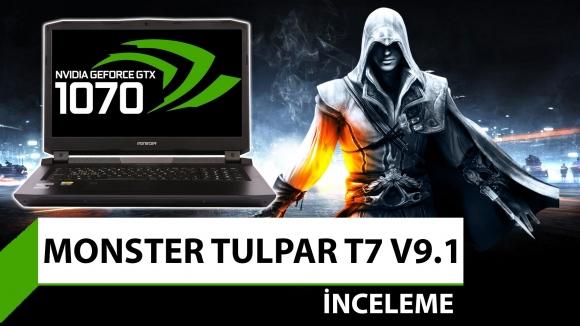 Monster Tulpar T7 V9.1 inceleme