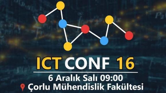 ICTConf'16 için tarih belli oldu!
