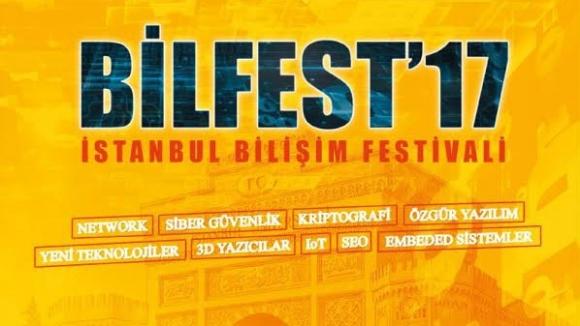 Bilfest'17 Bilişim Konferansı 5 Aralık'ta başlıyor
