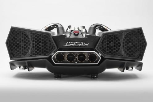 Lamborghini temalı ses sistemi Ixoost EsaVox