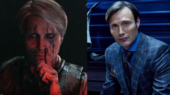Hannibal'ın yıldızı Death Stranding'de!