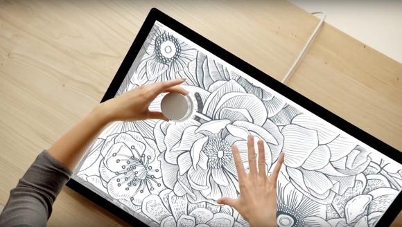 Microsoft Surface Dial parçalarına ayrılıyor!