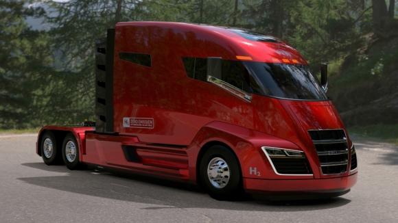 Nikola'dan dünyayı değiştirecek kamyon