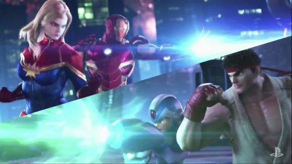 Iron Man, Ryu'ya karşı! İşte ilk fragman!