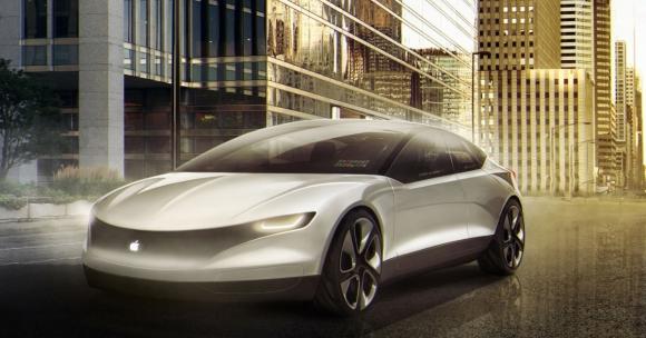 Apple'ın otomobili kendini gösterdi