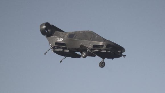 Hem uçan hem robotik ambülans