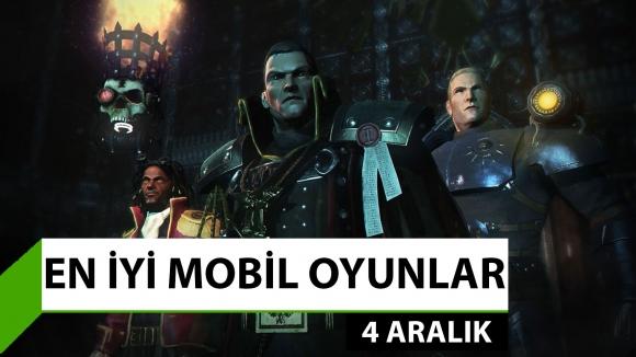 Haftanın mobil oyunları – 4 Aralık