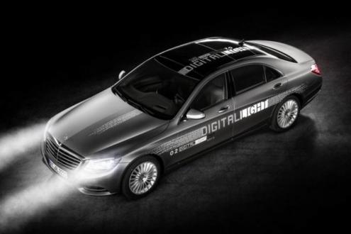 Mercedes-Benz'den kazaları engelleyecek teknoloji!