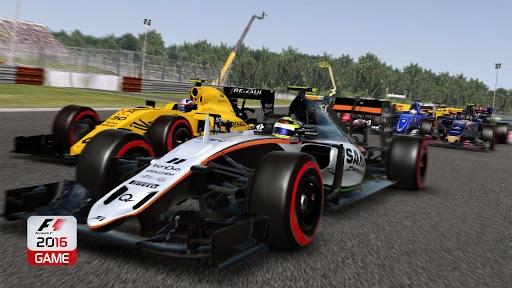 F1 2016 mobilde devrim yapıyor!