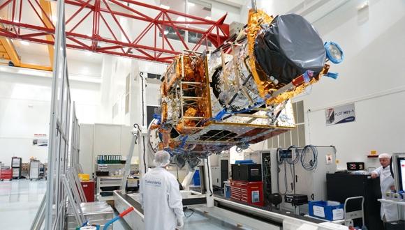 Göktürk-1 uydusu uzaya fırlatıldı!