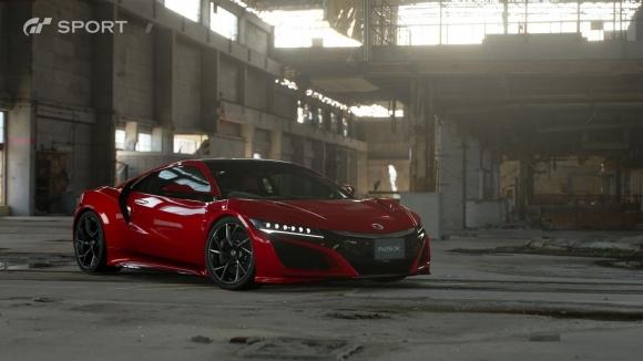 Gran Turismo Sport için 4K yeni fragman