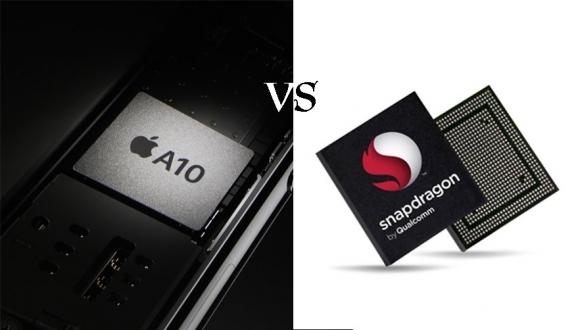 Snapdragon 821 mi Apple A10 Fusion mı?