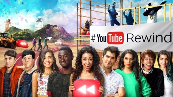 YouTube Rewind 2016 yayında!